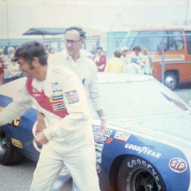 Bobby Allison 1975 Champion Spark Plug 400