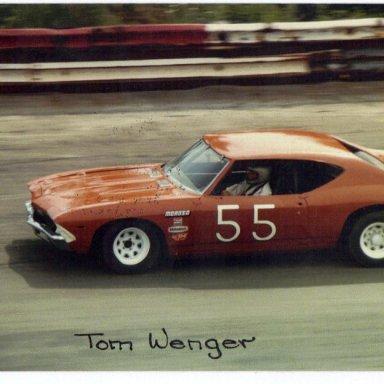 Tom Wenger
