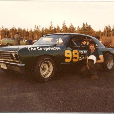 Greg Sewart 1977