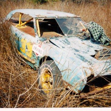 Greg Sewarts 1967 Chevelle