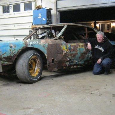 Greg Sewart 2010