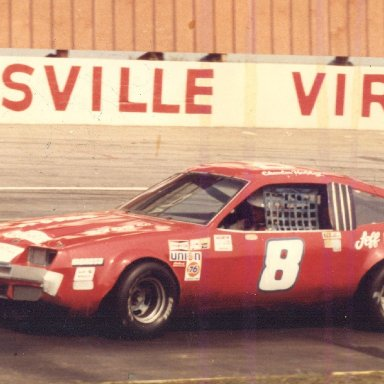 '83 Martinsville Dash Cars