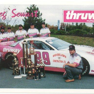Sewart Racing cira 1990