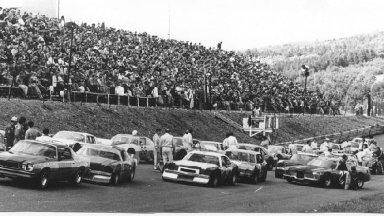 Nascar North at Riverside Speedway 1977