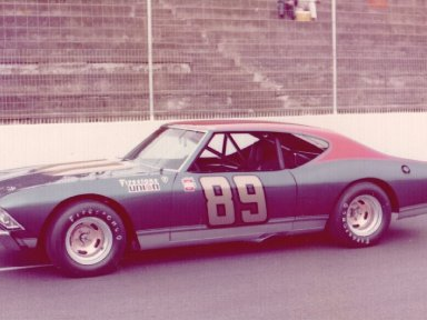 89 Car at Martinsville