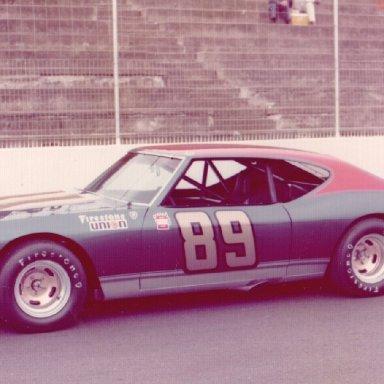 89 Car at Martinsville