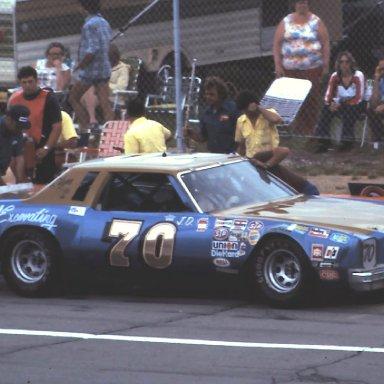 #70 J D McDuffie 1978 Gabriel 400