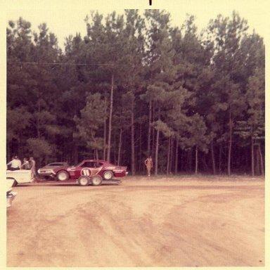 Ray Hendrick-Fayetteville speedway