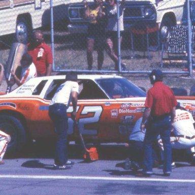 #52 Jimmy Means 1978 Champion Spark Plug 400