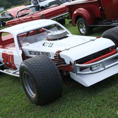 Street Legal Troyer Modified Pinto
