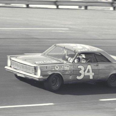 1966 Wendell Scott