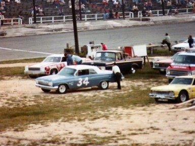 Wendell Scott-34-1978-Richmond Va. Speedway