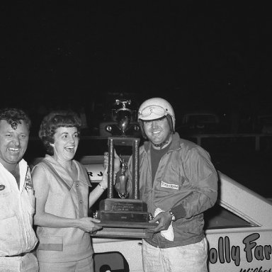 junior  johnson  flossy and herb