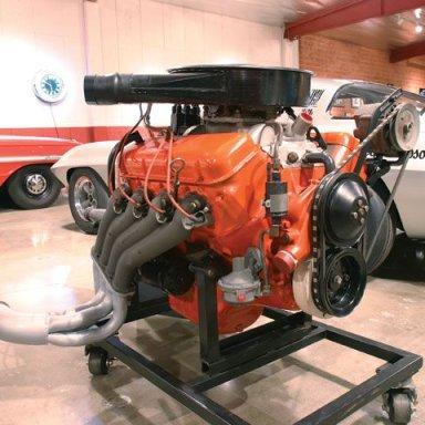 Smokey Yunick Mystery engine