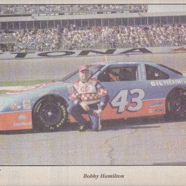 BOBBY HAMILTON JR