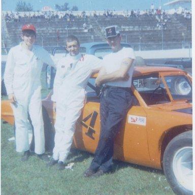Antonio, Bernstein & Little Jim @ Martinsville