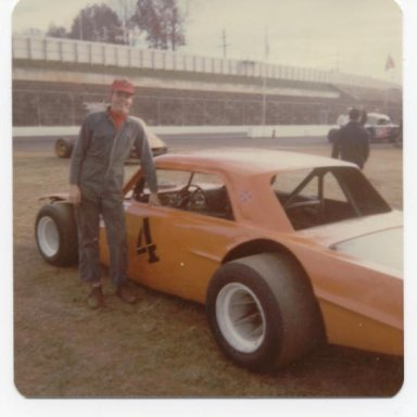 Jim @ Martinsville 1969