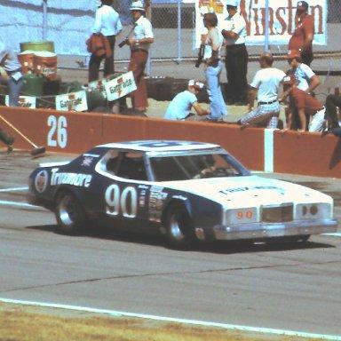 #90 Richard Brooks 1978 Champion Spark Plug 400