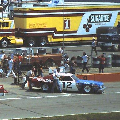 ARCA #12 Bobby Allison 1980 Norton 200