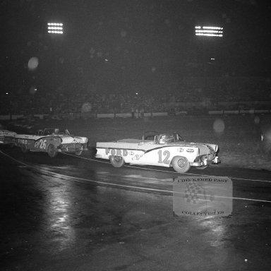 Convertible Racing 1956