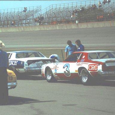 #3 Richard Childress 1980 Champion Spark Plug 400