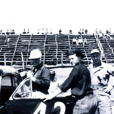 Lee Petty - 1949 - 50