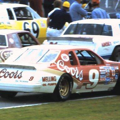 #9 Bill Elliott 1984 Daytona.