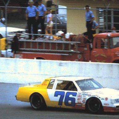 ARCA #76 Duane Pierson 1984 @ Daytona
