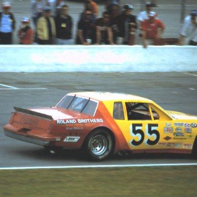 ARCA #55 Rick Roland 1984 @ Daytona
