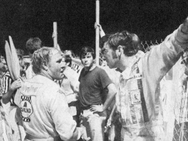 Cale Yarbough-Bobby Allison
