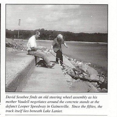 Looper Speedway in Georgia