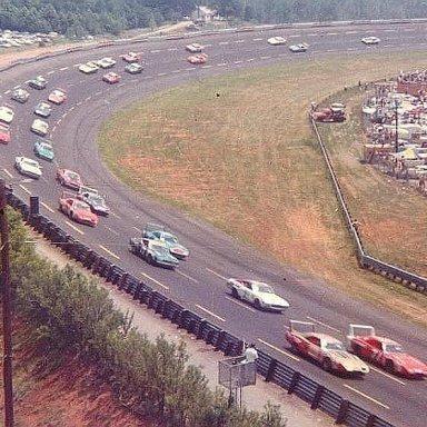 1970 World 600 Charlotte