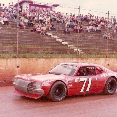K&K Chrysler Kit Car at Concord Speedway