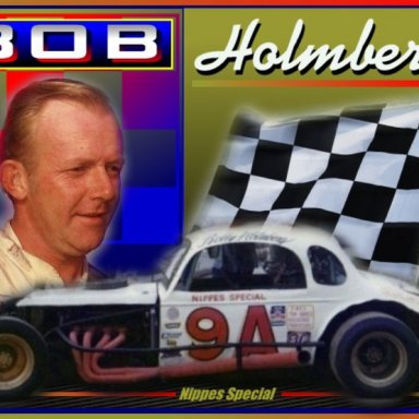 Bobby Holmberg 9A Modified Tribute