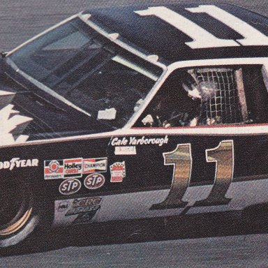 CALE YARBOUGH