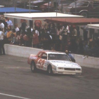 #52 Jimmy Means 1984 1st UNO Qualifier @ Daytona