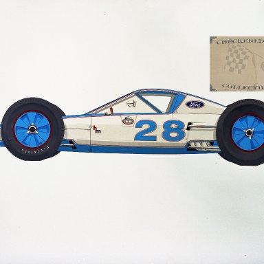1963 Holman Moody Prototype #2