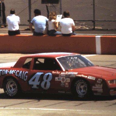 #48 Trevor Boys 1983 Gabriel 400 @ Michigan