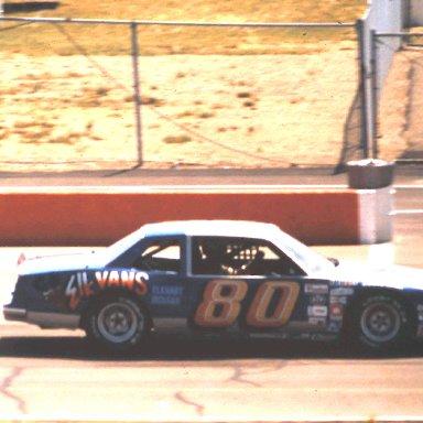 #80 Bob Seneker 1983 Gabriel 400 @ Michigan