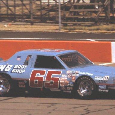 #65 Glenn Jarrett 1983 Gabriel 400 @ Michigan