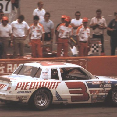 #3 Ricky Rudd  1983 Gabriel 400 @ Michigan