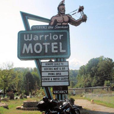 warrior motel