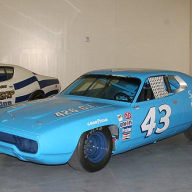 Petty's 1971 RoadRunner
