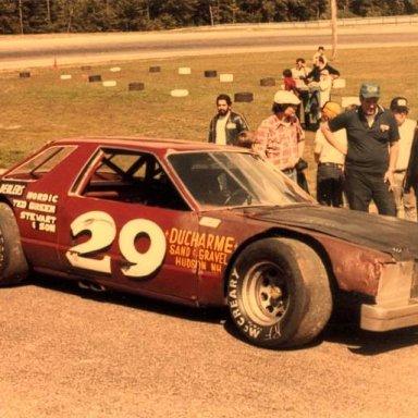 29 Dave Dion Catamount 1979 futura