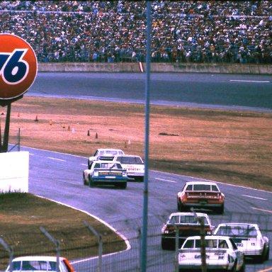 #28 Allison #21 Bonnett #2 Earnhardt 1981 @ Daytona 500