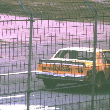 #68 Lennie Pond 1981 @ Daytona 500