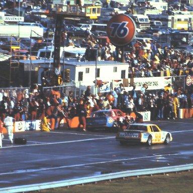 #98 Morgan Shepherd 1982 Gabriel 400 @ Michigan