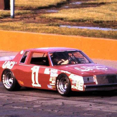 #1 Benny Parsons 1982 Gabriel 400 @ Michigan