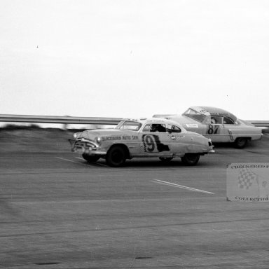 Tim Flock & Buck Baker
