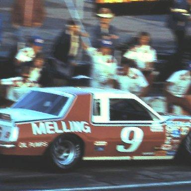 #9 Bill Elliott   1982 Gabriel 400 @ Michigan